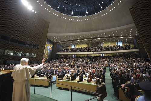 File:Pope ratzinger at UN.jpg